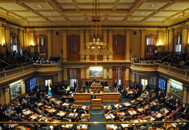 The Colorado legislature.