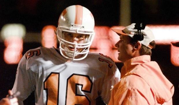 Tennessee quarterback Peyton Manning