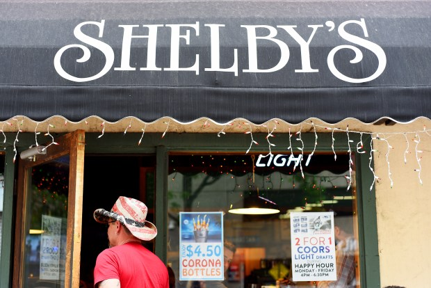 Established in 1906, Shelby's Bar and ...