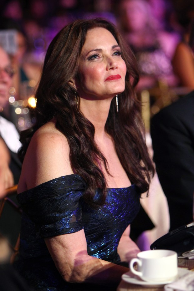"""Lynda Carter, joining the """"Supergirl"""" cast as president, remains a massive fan favorite as the ultimate Amazonian superhero."""