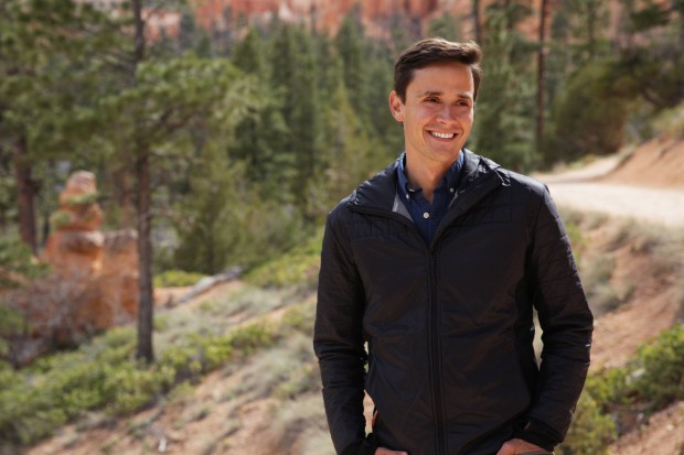 "Conor Knighton, at Bryce Canyon National Park, is on a year-long journey to spend time in each of the 59 national parks. His ""On the Trail"" reports air every two weeks."
