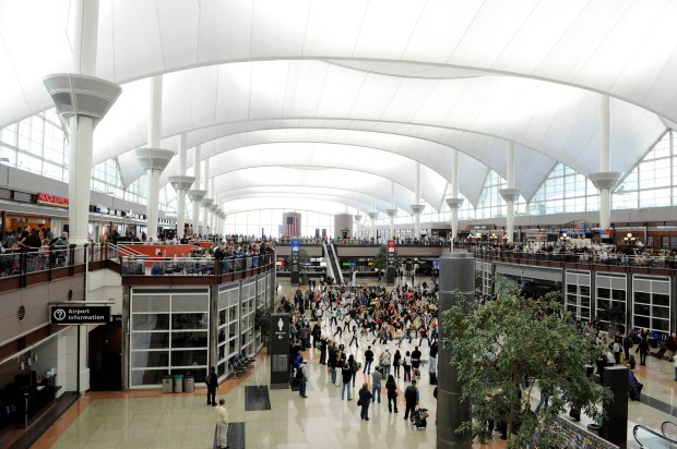 Denver International Airport will work with a consortium led by Ferrovial Airports to develop a public-private partnership to finance an overhaul of the Jeppesen Terminal and share in future revenues when it is complete.
