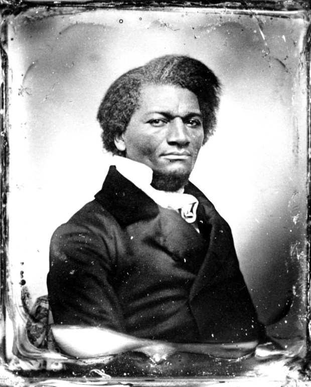 Frederick Douglass wanted blacks to stay in their Southern communities after the Civil War.