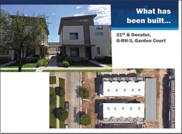 Garden Court Apartments Denver