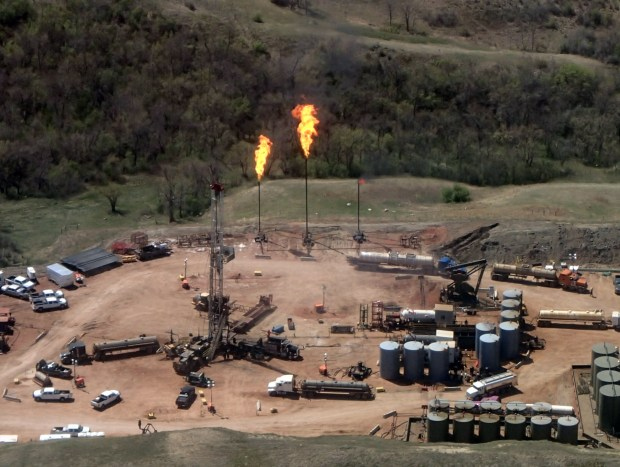 The practice of burning off methane into the atmosphere is called flaring. A proposal by the Bureau of Land Management seeks to reduce flaring as an important step to reducing pollution.