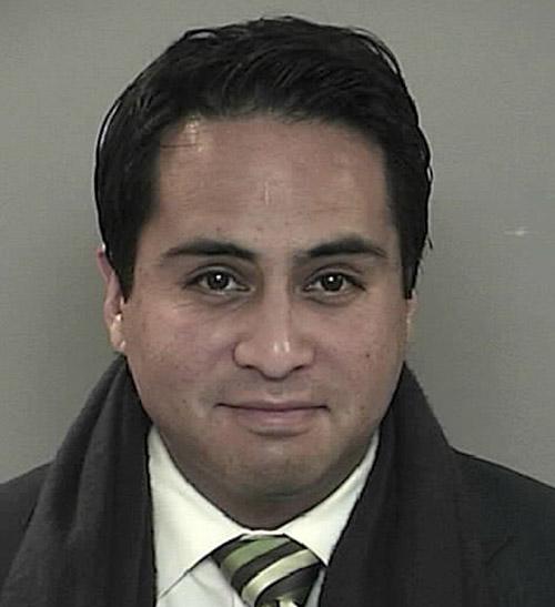 State Representative Dan Pabon mug shot