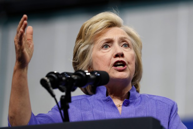 Democratic presidential nominee Hillary Clinton used Denver-based Platte River Networks to host private her e-mail when she was secretary of state.