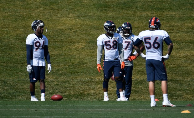 Broncos have more questions to answer than quarterbacks Saturday against Rams