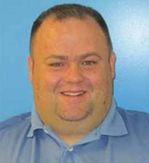Deputy Cpl. Nate Carrigan