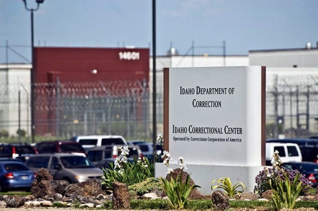 The Idaho Correctional Center, south of Boise, Idaho, is operated by Corrections Corporation of America. The Justice Department says it's phasing out its relationships with private prisons after a recent audit found the private facilities have more safety and security problems than ones run by the government.