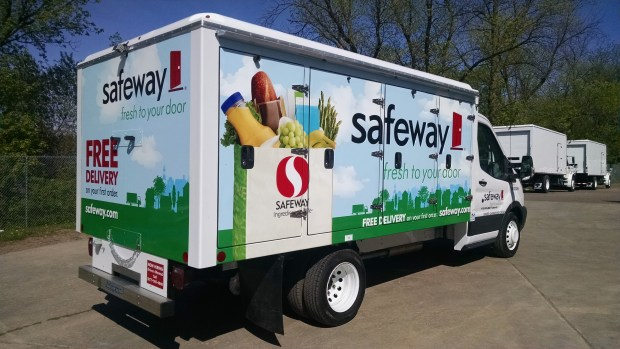 Safeway Home Delivery Service