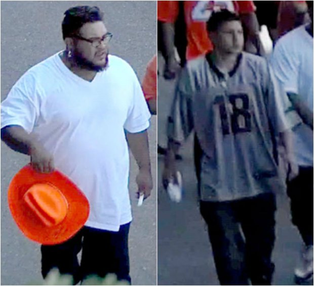 Suspects are shown in this composite photo.