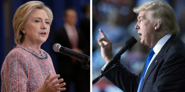Presidential nominees Hillary Clinton and Donald Trump have each been on the campaign trail for more than 15 months. The candidates and their super PACs have raised roughly $1.5 billion for the election.