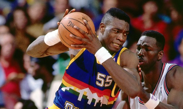 huge selection of 466d4 8da0c Dikembe Mutombo to have No. 55 jersey retired by Denver ...