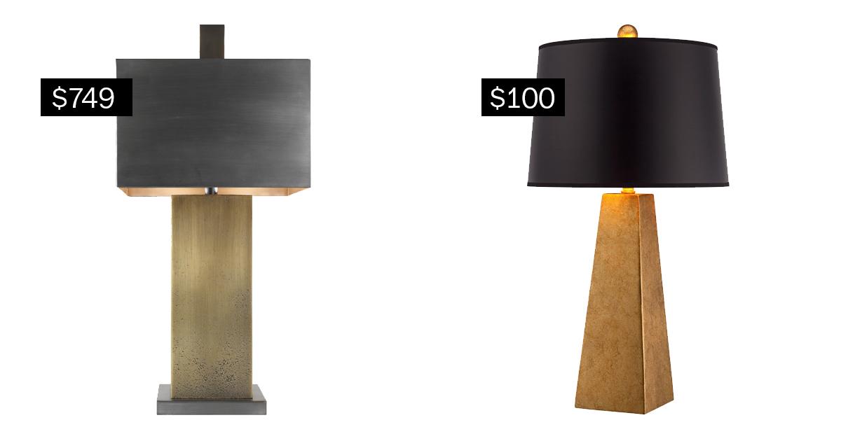 Unique Splurge Harvell inch table lamp dwellstudio
