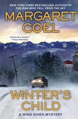 "The cover of ""Winter's Child,"" by Margaret Coel."