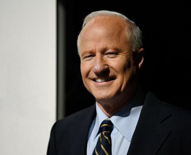 U.S. Rep. Mike Coffman at Univision October 4, 2016.