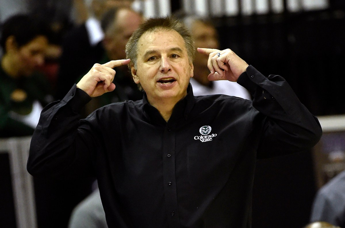 Image result for Larry Eustachy CSU record