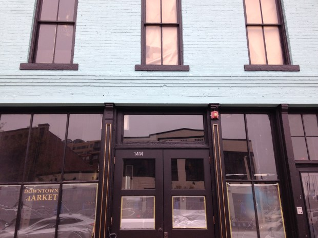 "What was Monarck during the filming of MTV's ""The Real World"" is now just an empty storefront."