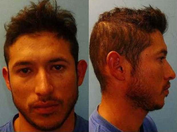 Suspect Gustavo Olivo-Tellez