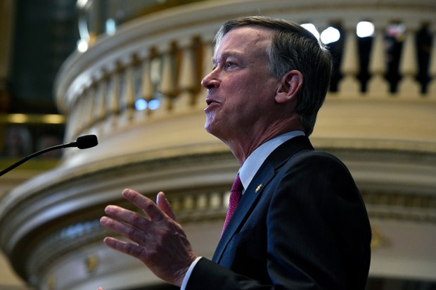 Gov. John Hickenlooper's proposed budget for 2017-18 looks like a clever shell game, but we fully support this hand of three-card monte that makes anticipated refunds to Coloradans under the Taxpayer's Bill of Rights disappear.