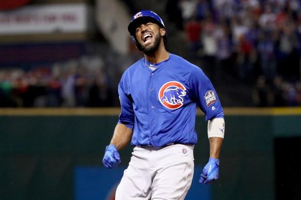 371fa5de5e5 Chicago Cubs defeat Cleveland Indians