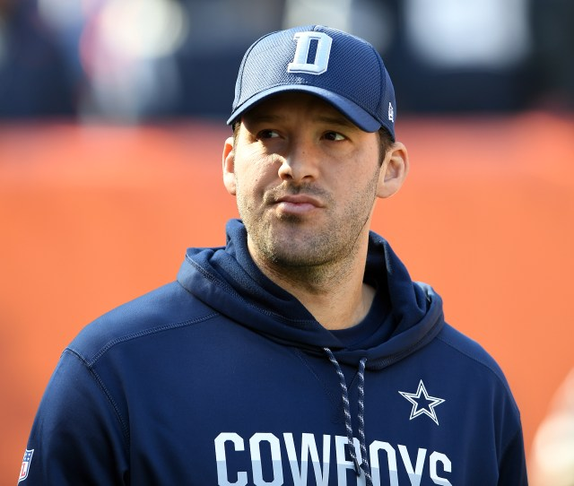 Cowboys Plan To Play Tony Romo Against Eagles Per Report