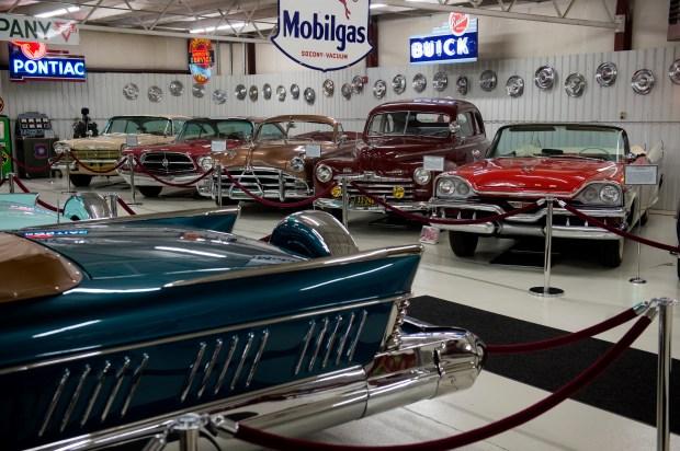 Clive Cussler S Car Museum