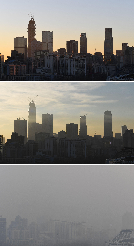 Beijing Imposes Smog Emergency Measures The Denver Post
