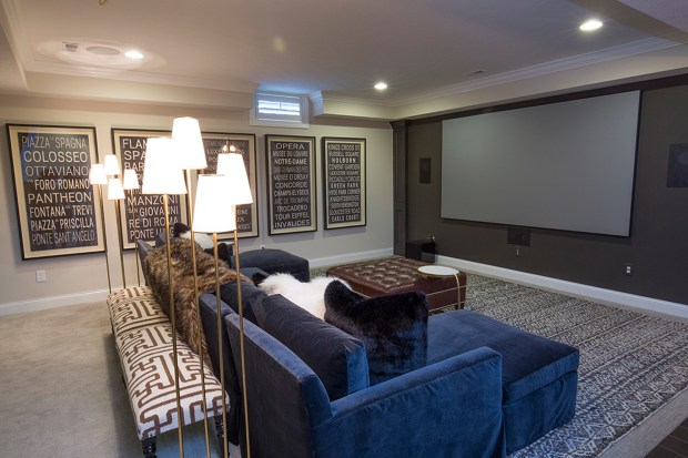 A focus on entertainment in modern rec rooms – The Denver Post
