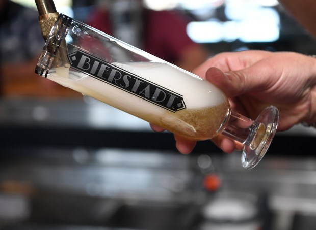 Beer in Review: Bierstadt Lagerhaus' Slow Pour Pils is officially a hit.