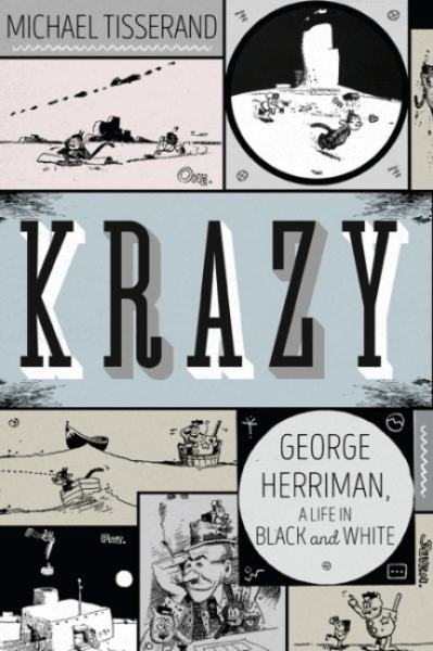 Book Review: 'Krazy Kat' cartoonist George Herriman was a