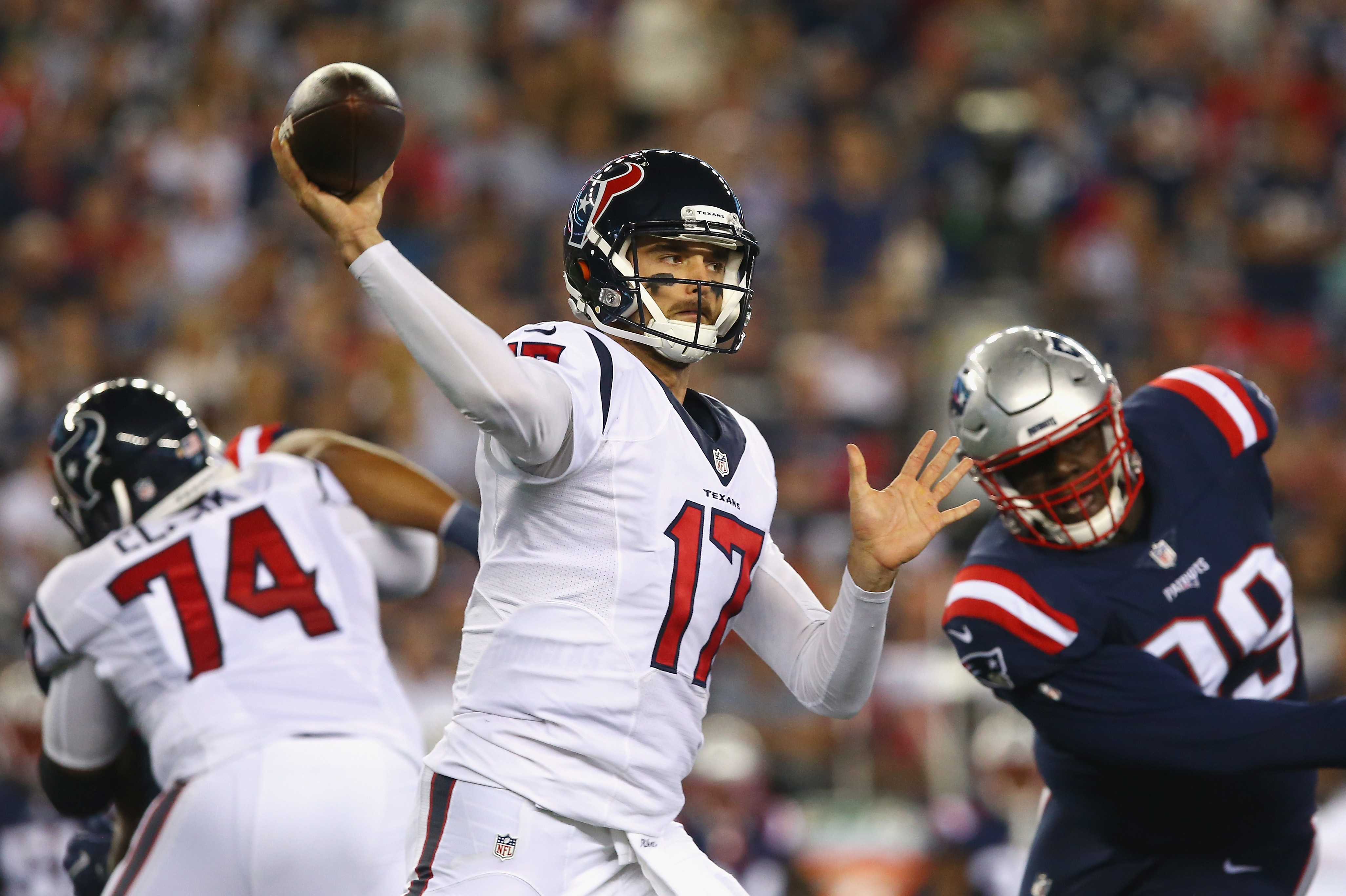 Brock Osweiler traded by Houston Texans to Cleveland Browns – The ...