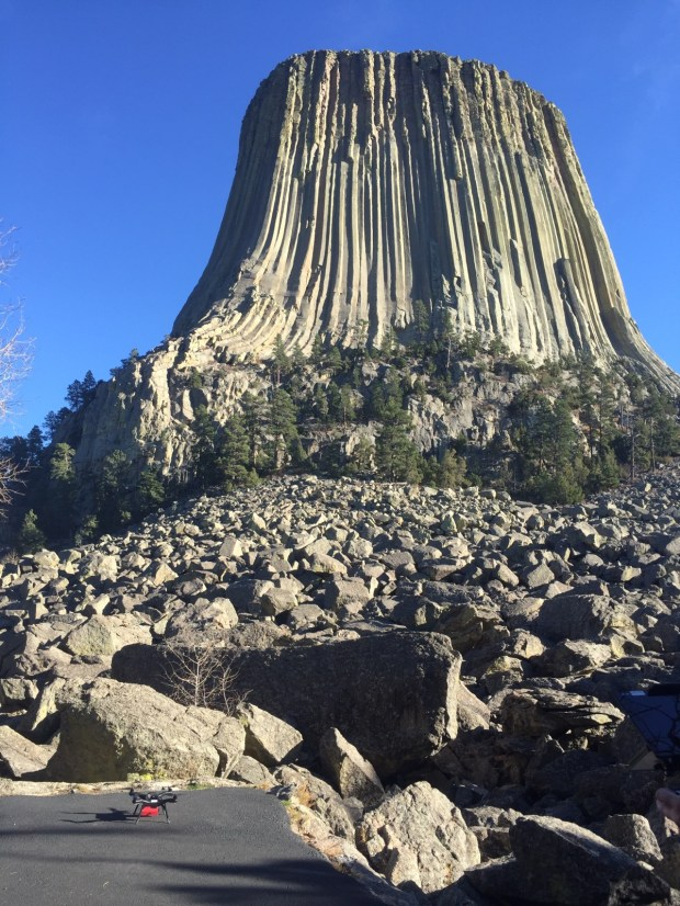 The U.S. National Parks Service allowed park rangers in Devils Tower National Monument