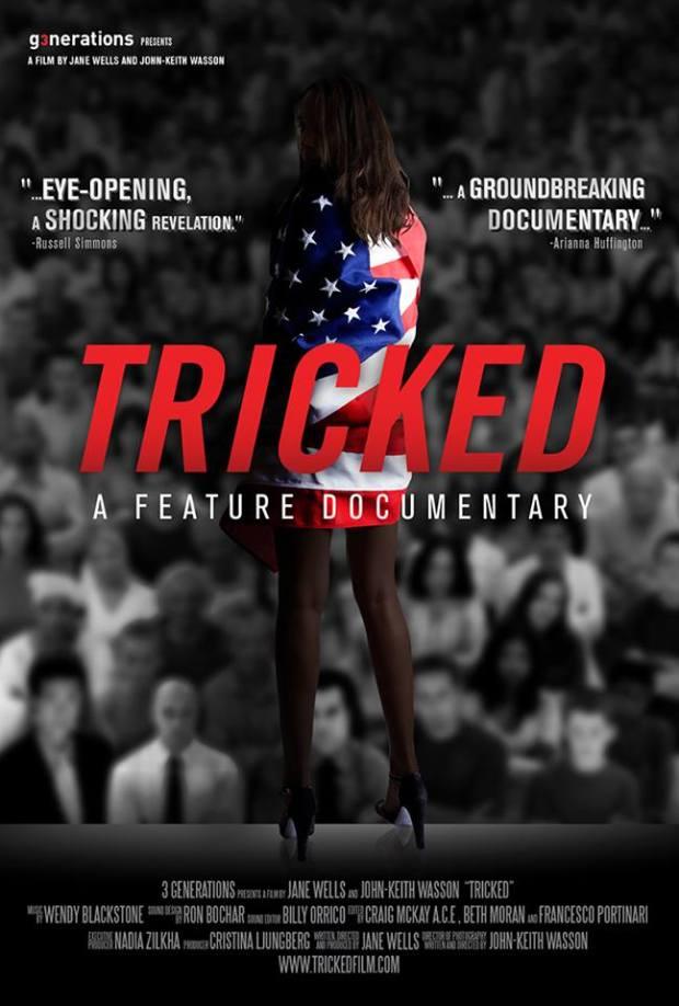 Child sex-trafficking victim sues filmmaker, Netflix for