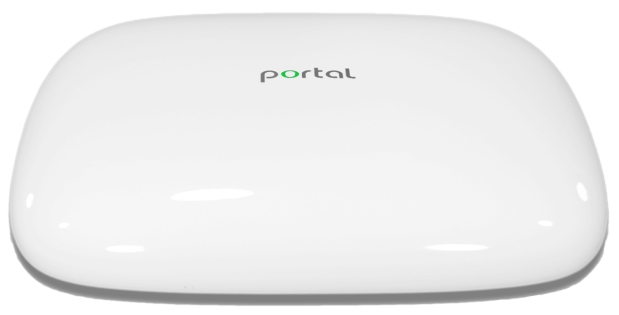Portal is a new router that uses parts of the wireless spectrum reserved for radar and other special uses. But the company figured out how to avoid interfering with those -- and received FCC approval.