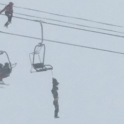 Ski Chair Lift Preloved Covers For Sale Man Hanging Unconscious By Backpack On Arapahoe Basin Chairlift Is Cut Down Friend In Harrowing Rescue