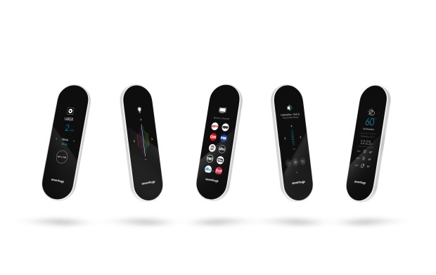 "The Smart Remote from SevenHugs promises to become ""the first remote for everything."""