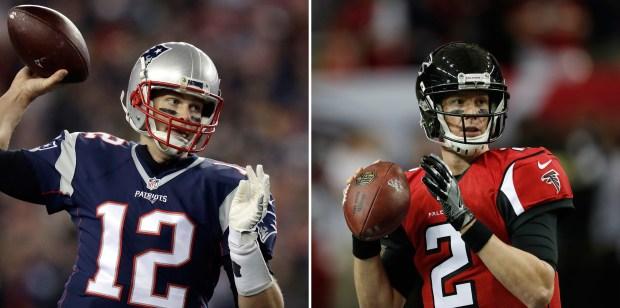 Packers Head For Super Bowl In Blur Of >> Super Bowl Li Will Pit Tom Brady S Patriots Against Matt Ryan S