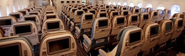 Your in-flight movie screen is going extinct – The Denver Post
