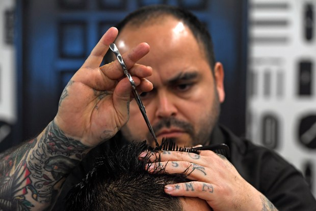 Not Just About The Cut And Shave Old School Barbershops Are Making