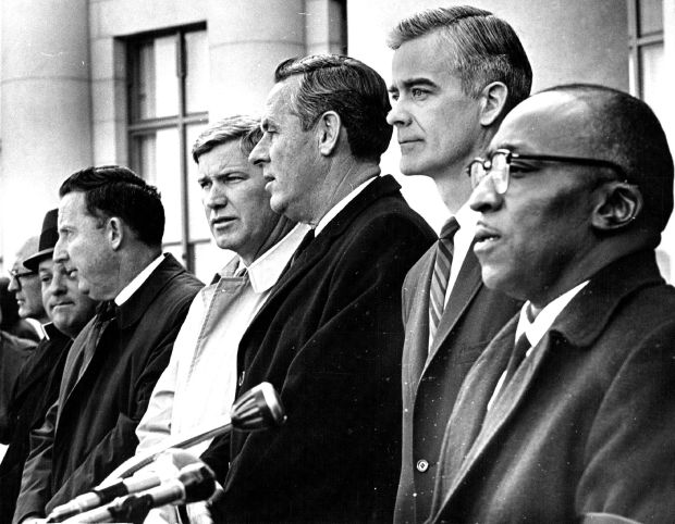 Martin Luther King Jr. memorial in Denver