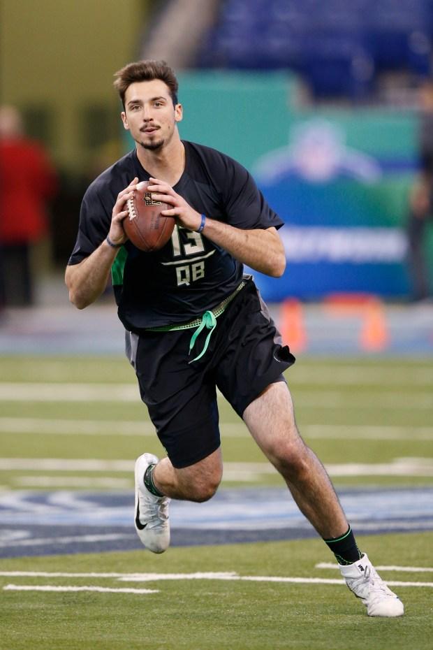 Paxton Lynch NFL combine
