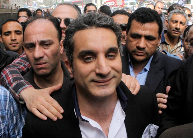 Bassem Youssef And The Power Of Satire