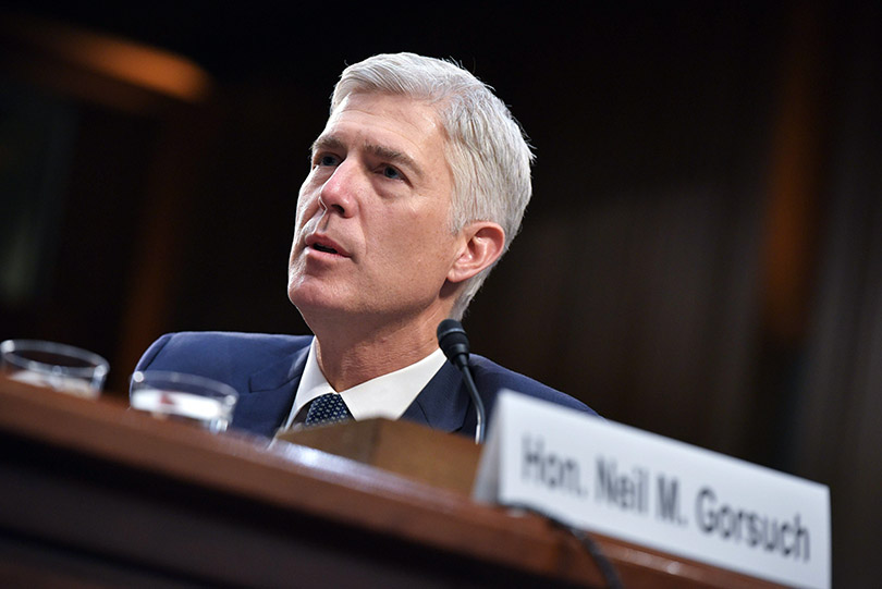 Witness Testimony In Supreme Court Confirmation Hearing