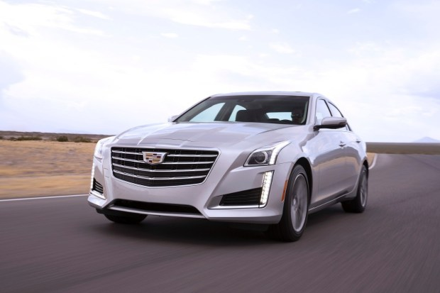 2017 Cadillac CTS is first with V2V technology