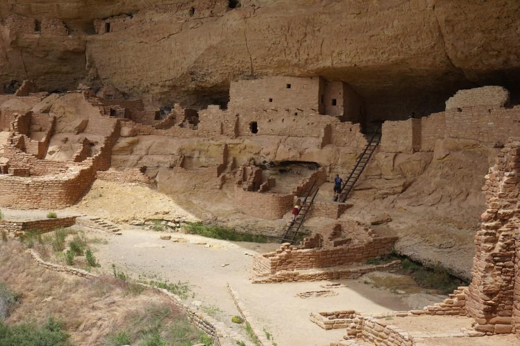 Mesa Verde National Parks quietest cliff dwellings