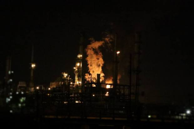 At approximately 10 p.m. on Saturday, March 12, 2017, Suncor's Commerce City Refinery experienced a total power failure from Xcel Energy which resulted in an operational upset.