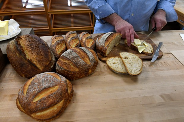 The Grateful Bread Company founder Jeff ...