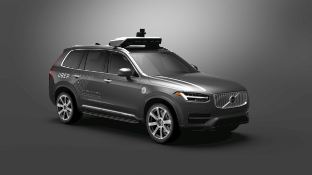 Volvo Cars and Uber are developing a fleet of autonomous driving cars for the ride-sharing industry.